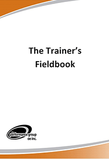 Train the Trainer Fieldbook